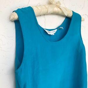 All Silk Tank 🦋 Ladies Medium